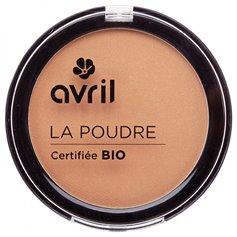 Maquillaje Polvo Compacto Albaricoque Bio 7 gr. Avril