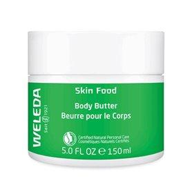 Body Butter Skin Food Plantas medicinales Bio 100 ml. Weleda
