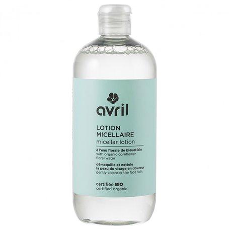 Agua Micelar ecológica 500 ml. Avril