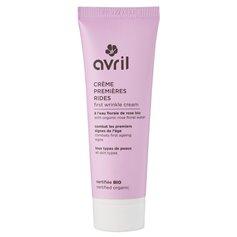 Crema facial primeras arrugas Bio 50 ml. Avril