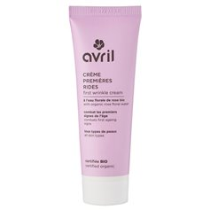 Crema primeras arrugas ecológica 50 ml. Avril