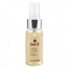 Aceite facial Argán ecologico 50 ml. Avril