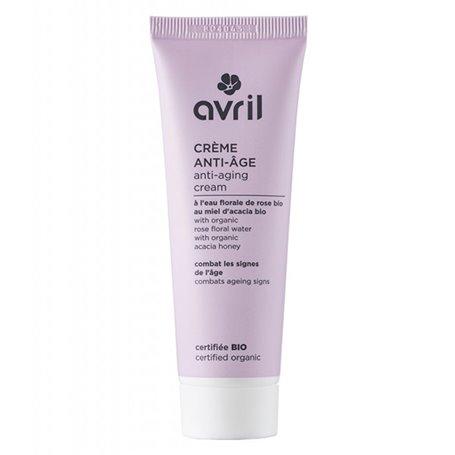 Crema facial antiedad Bio 50 ml. Avril