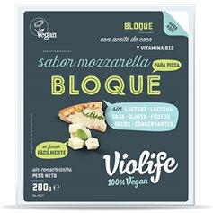 Queso Vegano Sabor Mozzarela 200 gr. Violife