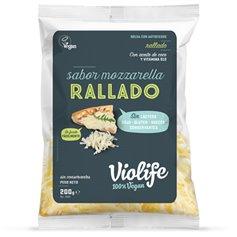 Queso Vegano Rallado Mozarella 200 gr. Violife