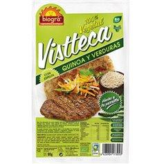 Vistteca Quinoa Verduras Ecológico 90 gr. Biográ