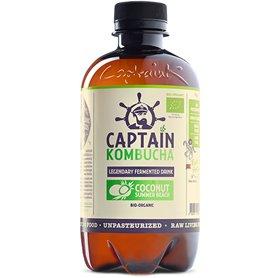 Kombucha Coco Bio 40 cl. Captain Kombucha
