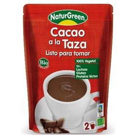 Cacao a la taza listo tomar Bio 330 ml. Natugreen