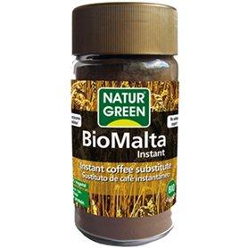 Malta instántanea Bio 100 gr. Natugreen