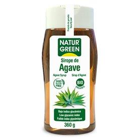 Sirope Ágave Bio 360 gr. Naturgreen
