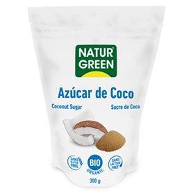 Azúcar Coco Bio 300 gr. Naturgreen