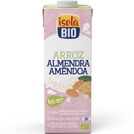 Bebida Arroz y Almendra Bio 1 l. IsolaBio