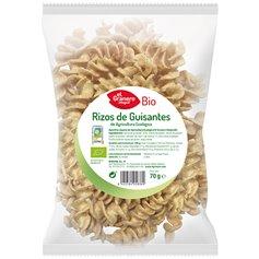 Rizos de Guisantes Bio 70 gr. El Granero