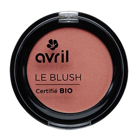 Colorete Rose Nacre Bio 7 gr. Avril