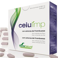 Celulimp 850 mg. 28 ud. Soria Natural