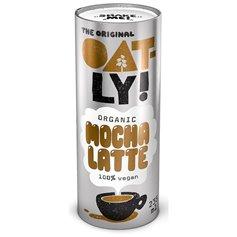 Bebida Avena Mocha Latte Bio 235 ml. Oatly