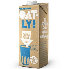 Bebida Avena Mocha Latte Bio 235 ml. Oatly
