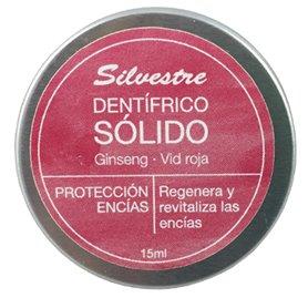 Dentífrico Sólido protección encías 15 ml. Silvestre