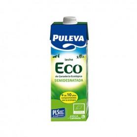 Leche Semidesnatada Ecológica 1 l. Puleva