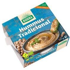 Hummus Tradicional Ecológico 180 gr. Biográ