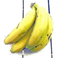 Plátano ecológico kg.