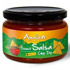 Salsa Mejicana Dulce bio 260 gr. Amaizin