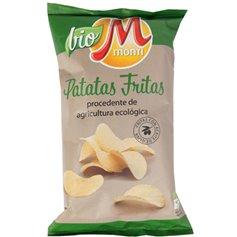 Patatas fritas con aceite de Oliva Bio 130 gr. Monti