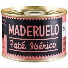 Paté Ibérico Bio 225 gr. Maderuelo