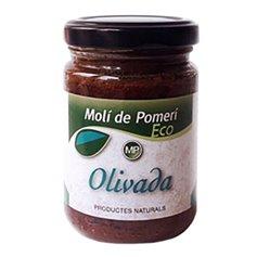 Paté Aceituna Negra Ecológico 140 gr. Molí Pomerí