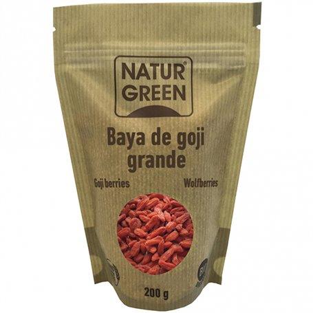 Baya Goji Ecológica 200 gr. Naturgeen