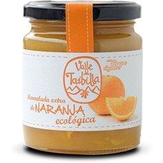 Mermelada Naranja sin Azúcar ecológica 260 gr. Valle del Taibilla