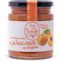 Mermelada Albaricoque sin Azúcar ecológica 260 gr. Valle del Taibilla