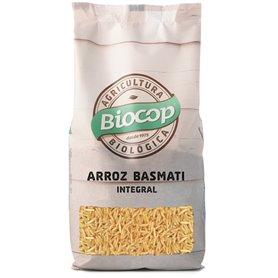 Arroz Basmati Integral Ecológico 500 gr. El Granero