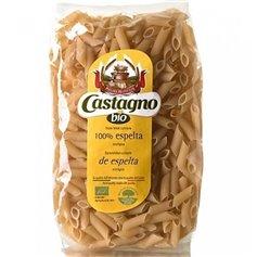 Macarrones Espelta Blanca Bio 500 gr. Castagno