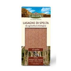 Placas Lasaña Espelta Bio 250 gr. La Bio Idea