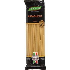 Espagueti Blanco Ecológico 500 gr. Biocop