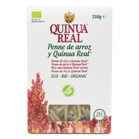 Macarrones Quinoa Bio 250 gr. Quinoa Real