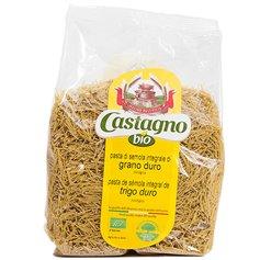 Fideo Trigo Integral Bio 500 gr. Castagno