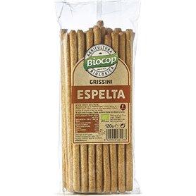 Grissini Espelta Bio 120 gr. Biocop