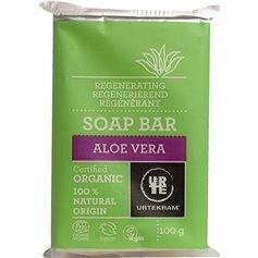 Jabón Aloe Vera Bio 100 gr. Urtekram