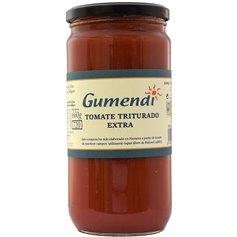 Tomate triturado Bio 660 gr. Gumendi