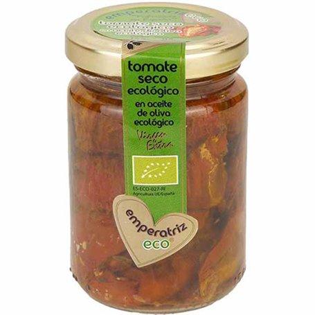 Tomate seco oliva bio 155 gr.