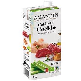 Caldo Cocido Bio1 l. Amandin