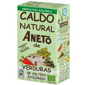 Caldo Verduras Bio 1 l. Aneto