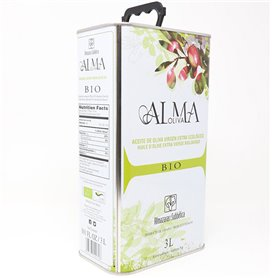 Aceite de Oliva Virgen Extra Almaoliva Bio 3 l.