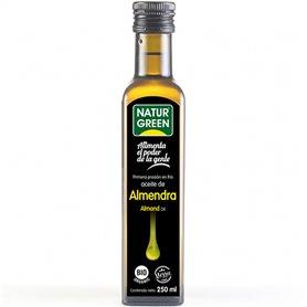 Aceite Almendras Ecológico 250 ml. Naturgreen