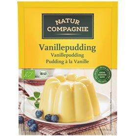 Preparado flan Vainilla Bio 38 gr. Natur Compagnie