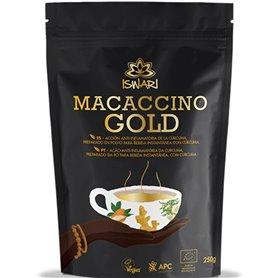 Macaccino Gold Bio 250 gr. Iswari