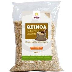 Quinoa Real Grano Ecológico 500 gr. El Granero