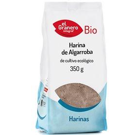 Harina Algarroba Bio 500 gr. El Granero